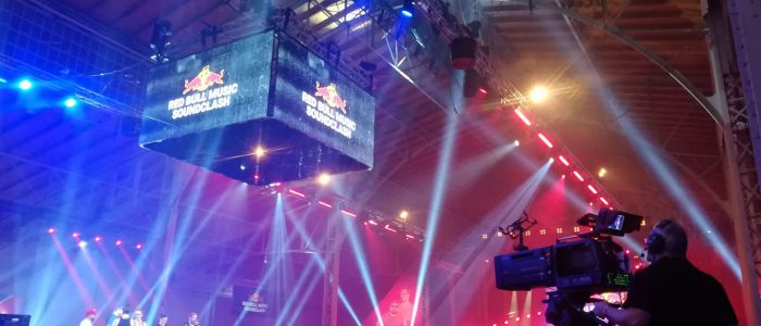 Red Bull Music Soundclash 2018